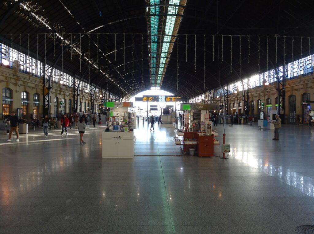Estación del Norte, Valencia