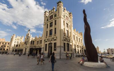 Estación del Norte de Valencia (1917): 8 cosas que posiblemente no sabías