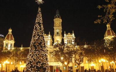 Los 10 síntomas de que ya es Navidad en València
